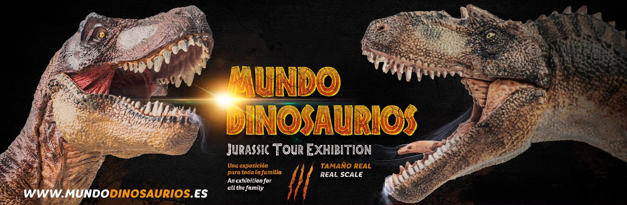 exposición dinosaurios